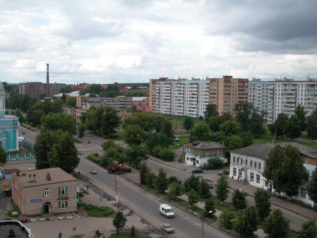 озеры. фото города